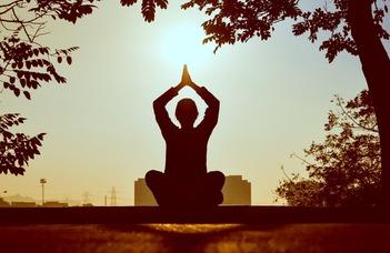 A meditáció bizonyítottan csökkenti a stresszt ... interjú Koncz Ádámmal