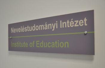 A Neveléstudományi Intézet