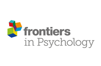 New publication is  in the journal Frontiers in Psychology